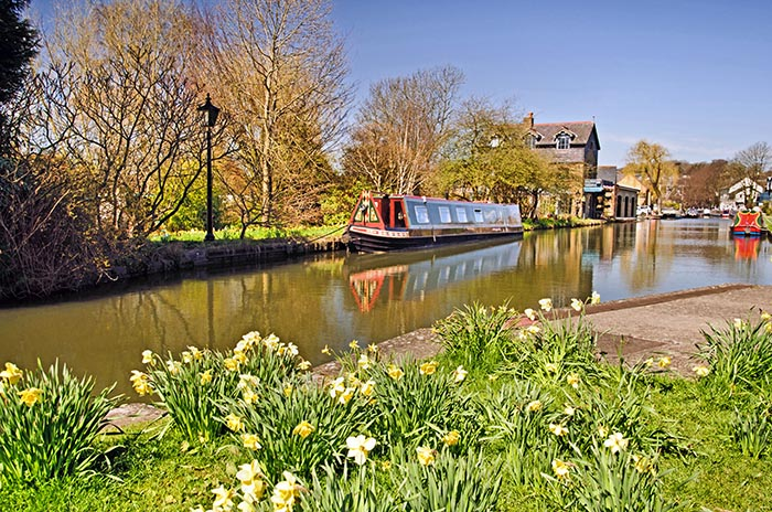 Canals in Hertfordshire