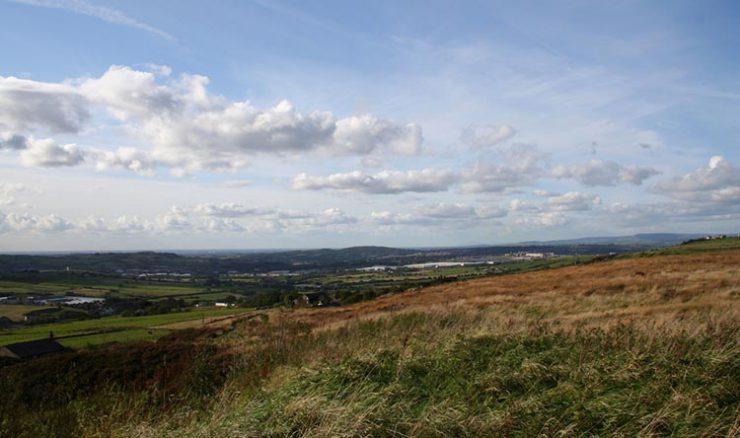 The Moors near Preston