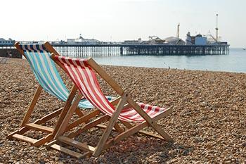 Teach in Brighton, England