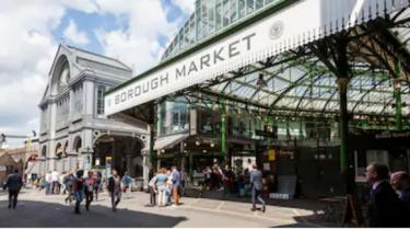 Best markets in London